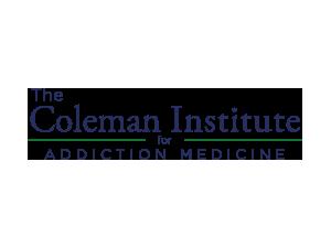 The Coleman Institute of Addiction Medicine